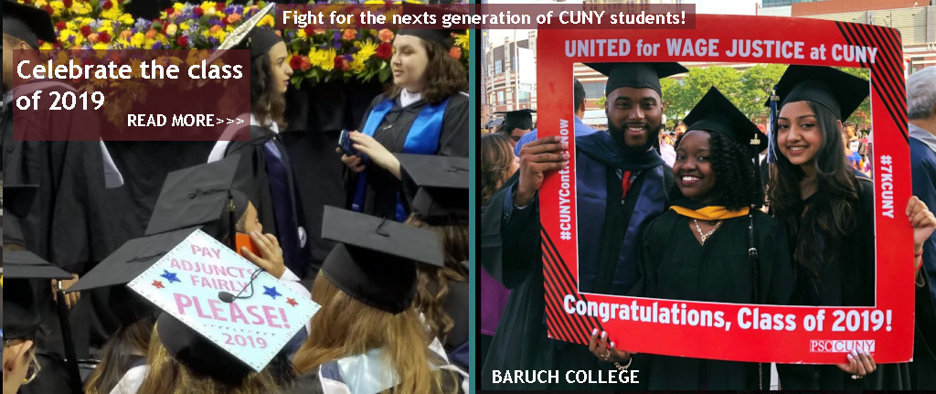 Baruch College Graduation 201