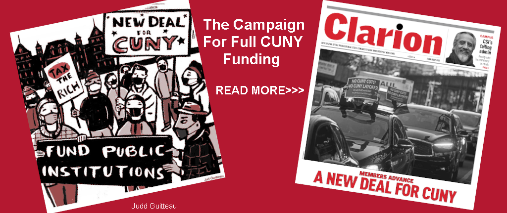 Campaign to Fully Fund CUNY