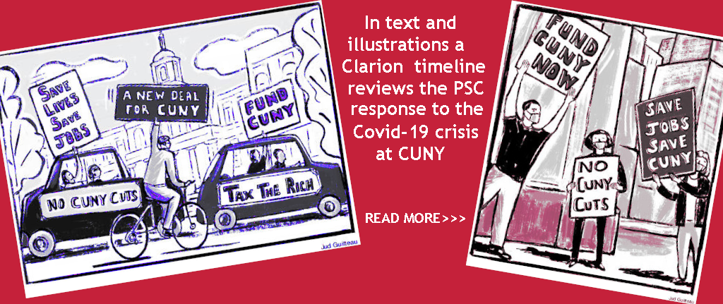 Clarion Covid Timeline 1