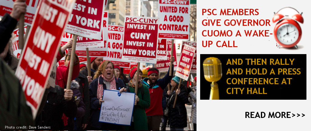 PSC Contract Unity Day