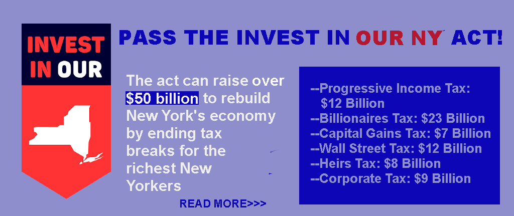Invest in our New York