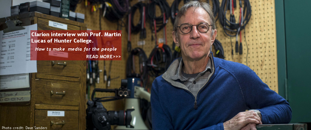 Interview with Martin Lucas