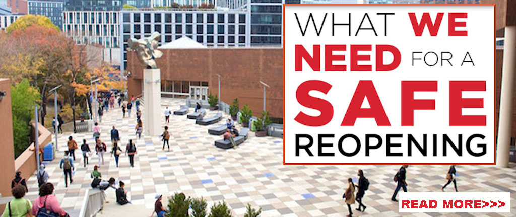 Summer Safe Reopening Campaign