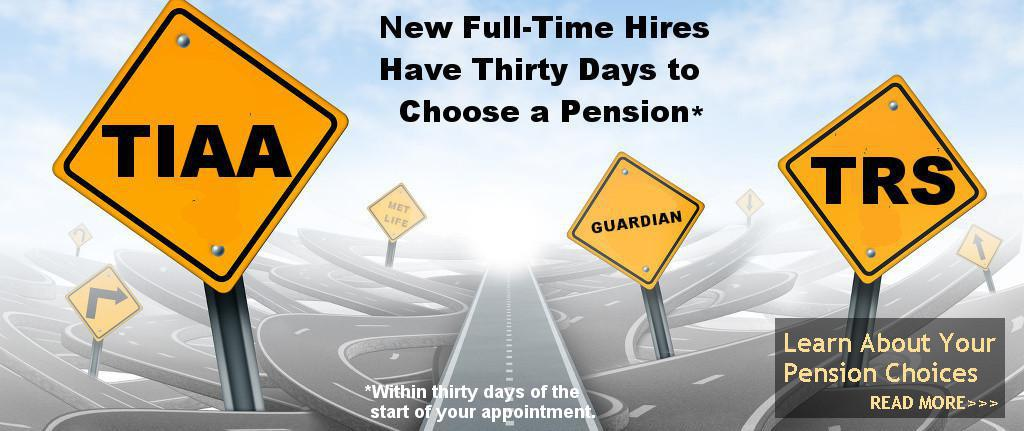 Pension Choices for New Hires