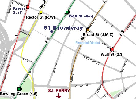Broadway Subway Map.Subway Map And Directions Psc Cuny